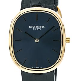 Patek Philippe Ellipse 3738 33mm Mens Watch