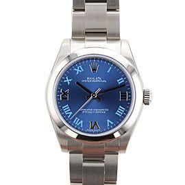 Rolex Oyster 177200 31mm Womens Watch