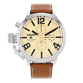 U-Boat Classico 7433 50mm Mens Watch