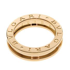 Bulgari 18K RG B-zero 1 Ring