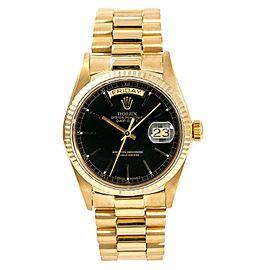 Rolex Day-Date 18038 35mm Mens Watch