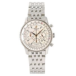 Breitling Montbrillant A41370 38mm Mens Watch