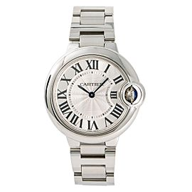 Cartier Ballon Bleu 3653 W6920084 33mm Womens Watch