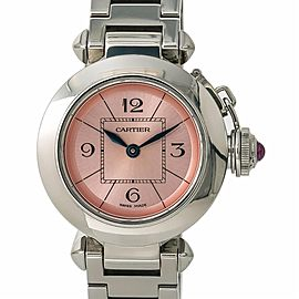 Cartier Pasha W3140008 27mm Womens Watch