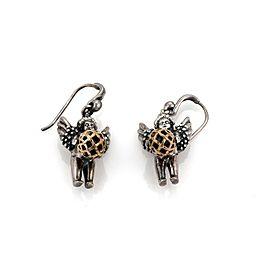 Kieselstein-cord Sterling Silver Earrings
