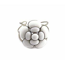 Chanel Sterling Silver Bracelet