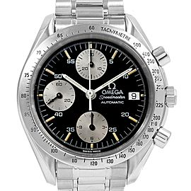 Omega Speedmaster Date Chronograph Steel Mens Watch 3511.50.00