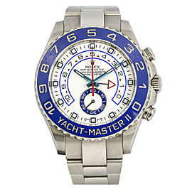 Rolex Yacht Master II 116680 Stainless Steel Automatic Men's Watch