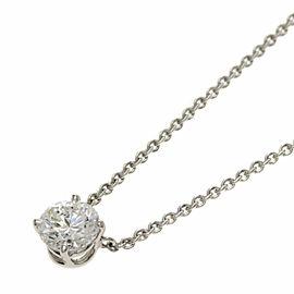 HARRY WINSTON Platinum Diamond Necklace