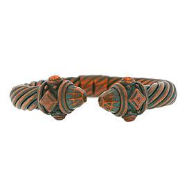 David Yurman Limited Edition New York Copper Cable Bracelet