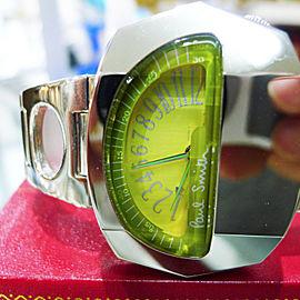 Paul Smith Rare Vintage Yellow Speedometer Half Dial Watch