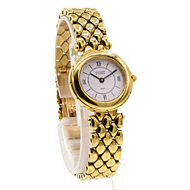 Ladies Van Cleef & Arpels 18K Yellow Gold Dress Watch