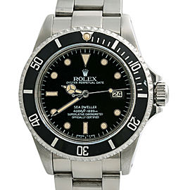 Rolex Sea-Dweller Vintage 16660 Spider Dial Men's Vintage Automatic Watch 40MM