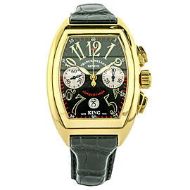 Franck Muller King Conquistador 8002 CC King 18k Rose Gold Watch
