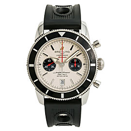 Breitling Superocean Heritage A23320 Mens Automatic Watch Box & Papers 46mm