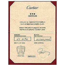 Cartier Pasha Citrine & Amethyst 18k Gold Round Ring Size 50 w/Cert