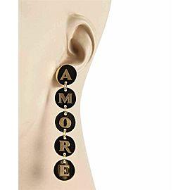 Pasquale Bruni AMORE 18k Yellow Gold Long Dangle Drop Earrings Rt. $2,820