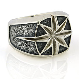 David Yurman Sterling Silver North Star Ring
