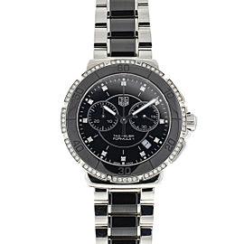 Tag Heuer CAH1212 Formula 1 Black Diamond Dial Quartz Watch