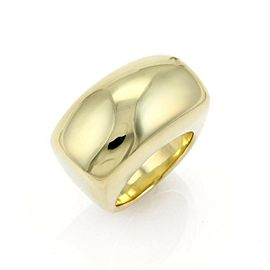 Ippolita Classico 18k Yellow Gold Rectangular Dome Ring