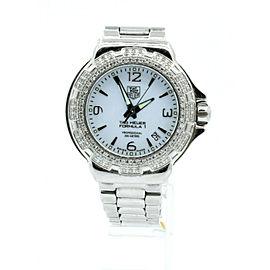 Tag Heuer Formula 1 Professional 200 Meters Wac1215 Diamond Watch