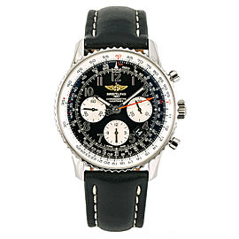 Breitling Navitimer 01 AB0120 Mens Automatic Watch Chronograph Stainless
