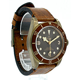 Tudor Heritage Black Bay Bronze Dial Automatic 43MM Men's Watch Ref: 79250BM