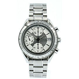 Mens OMEGA Speedmaster Automatic Chronograph Steel Men's Watch Ref: 3513.30