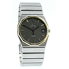 CONCORD MARINER SG STAINLESS & 18k GOLD MEN'S WATCH