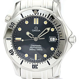 OMEGA stainlessSteel Seamaster Professional 300M Watch HK-2034