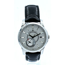 Maurice Lacroix Pontos Reserve de Marche Automatic Steel 40mm Men's Watch PT6168