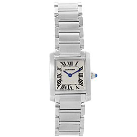 Cartier Francaise W51008Q3 20.0mm Womens Watch