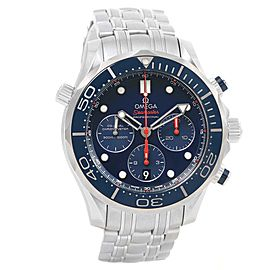 Omega Seamaster 212.30.44.50.03.001 44mm Mens Watch