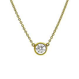 Tiffany & Co. Elsa Peretti Diamonds by The Yard in 18k Yellow Gold (.60 ct t.w.)