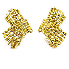Tiffany & Co. Jean Schlumberger Clip-On Earrings in 18k Yellow Gold