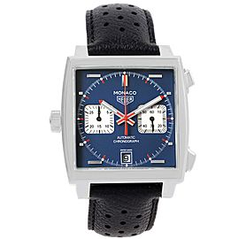 Tag Heuer Monaco CAW211P 39mm Mens Watch