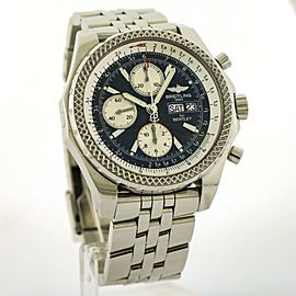 Breitling Bentley GT Special Edition Men's Chronograph Watch Blue Dial A13362