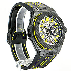 Hublot Big Bang Ferrari Limited Edition Carbon Fiber Ceramic Men's Watch