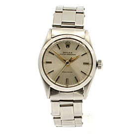 Rolex Vintage 30mm Midsize Oyster Speedking 6431 Hand-Wind c.1962 Watch