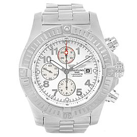 Breitling Aeromarine Super Avenger A13370 48.4mm Mens Watch