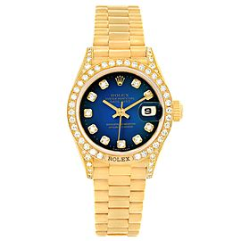 Rolex President 69178 26.0mm Womens Watch