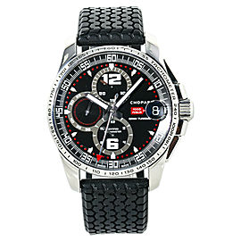 Chopard 1000 Mille Miglia 168459-3001 Mens Automatic Black Dial Box&Papers 44MM