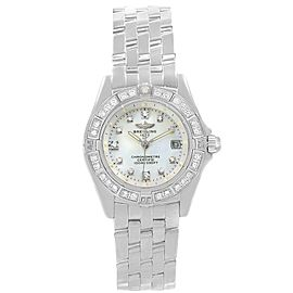 Breitling Callistino J72345 29mm Womens Watch