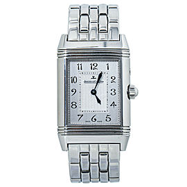 Jaeger-LeCoultre Reverso 269.8.54 Duo Face Duetto Night & Day Men's Watch 25mm