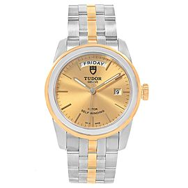 Tudor Glamour Day-Date 56003 39mm Mens Watch