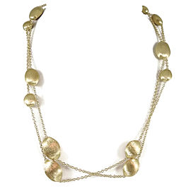 Marco Bicego 18K Yellow Gold Confetti Oro Necklace