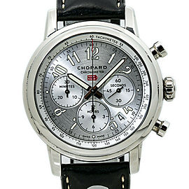 Chopard Mille Miglia 168589 Chronograph Silver Dial Men's Automatic Watch 41MM
