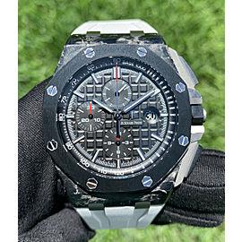 Audemars Piguet Royal Oak Offshore Forged Carbon 26400AU Watch Complete