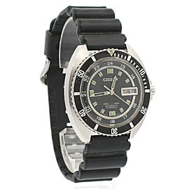 VINTAGE CITIZEN DIVER PARAWATER 100M AUTOMATIC STAINLESS REF. 67-5776