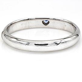 Chopard Sapphire Diamond Love Bangle Bracelet in 18k White Gold 85 3418 12